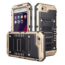 Life Defender Heavy Duty Case for 6/6s (Gold)