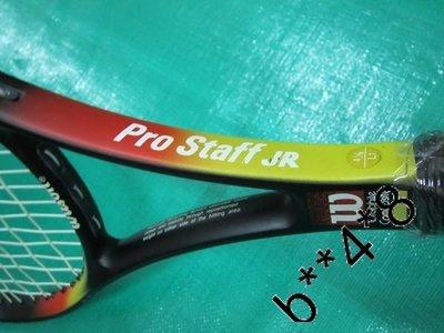 Wilson Pro Staff JR Graphite Composite 95 SQ 特別版 Tennis Racket 網球拍 收藏家之選 靚拍 球拍