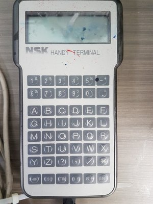 NSK  HANDY TERMINAL Drive Operation Board Pendent FHT11