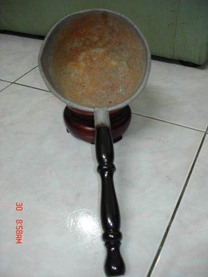 """70-80年前""""阿魯米""""製作的老鍋子---值得您收藏(二)"""