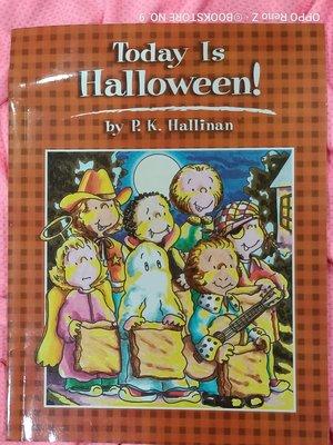 *NO.9 九號書店* Today is Halloween! 英文繪本童書ideals children's book