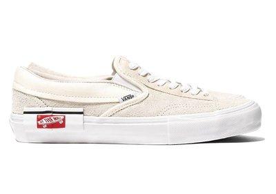 Vans Vault Slip-On Cap Lx Deconstructed White Inside Out Pack 拼貼 低筒 懶人鞋白 US10 現貨