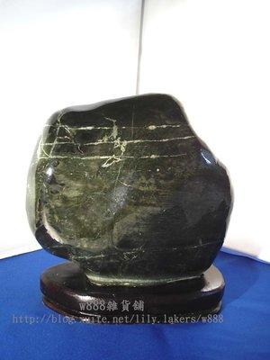 【w888雜貨舖】石雕擺飾系列出清【橄欖石】