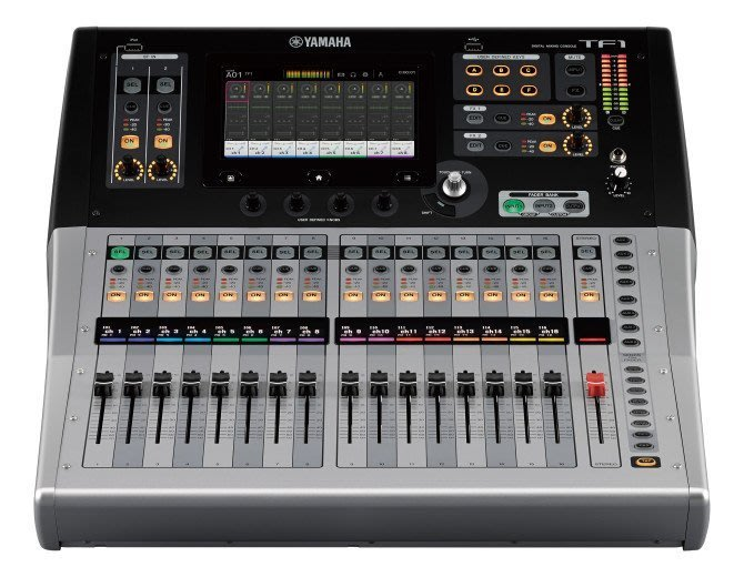 【六絃樂器】全新 Yamaha TF1 數位混音器 / 另有 TF3 TF5 舞台音響設備 專業PA器材