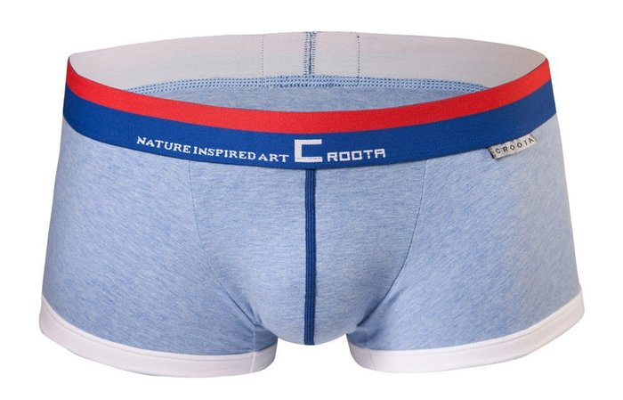 【OTOKO Men's Boutique】 HB01P/美國棉/低腰四角褲 (台灣獨家代理)  原廠正品