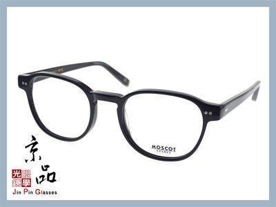 【MOSCOT】SPIRIT ARTHUR 黑色 瑪士高 手工 眼鏡 鏡框 紐約 NYC JPG 京品眼鏡