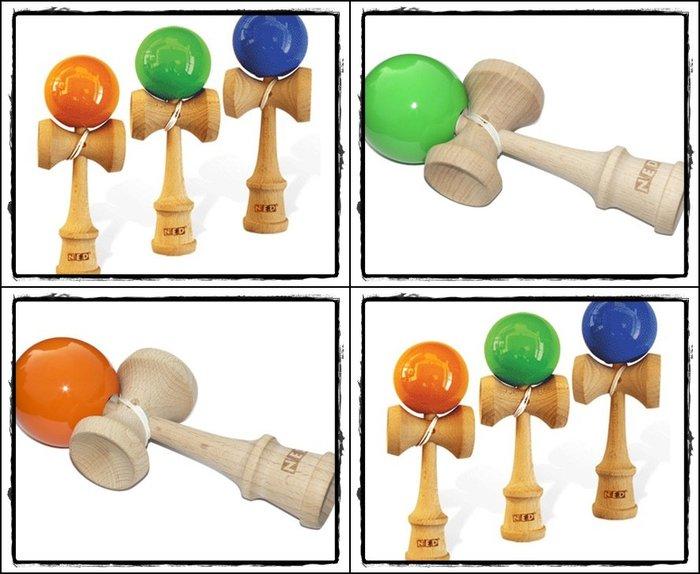 奇妙的溜溜球世界 美國進口 NED 劍玉 日月球 技巧球 懷舊童玩 競技 傳統玩具