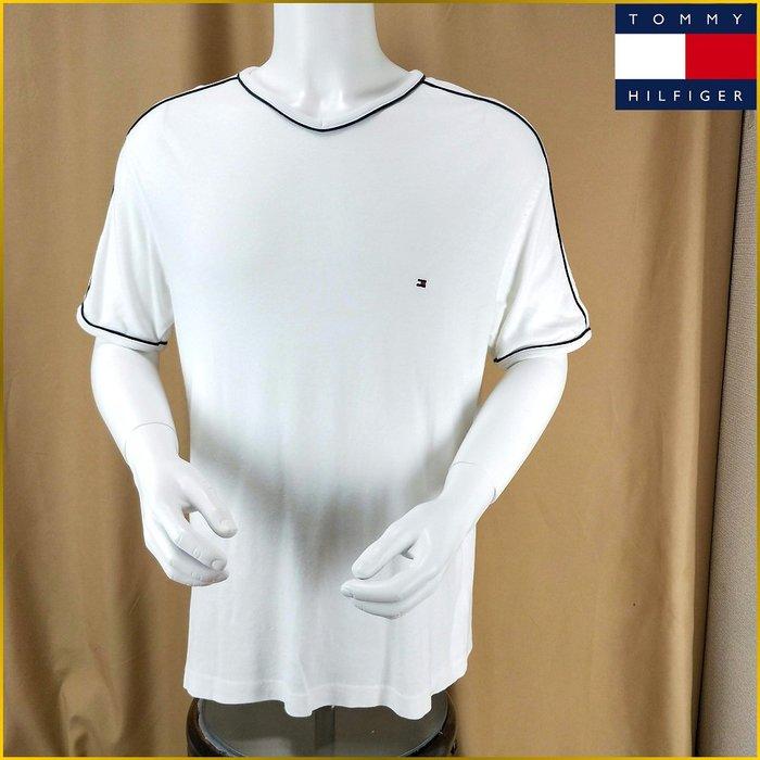 日本二手衣✈️TOMMY HILFIGER 短袖T恤 排汗衫 短T TOMMY HILFIGER 男裝 O196T