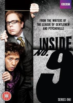 【藍光電影】BBC:九號秘事 第1-3季 2碟 Inside No.9 S01-S03  HDTV高清版