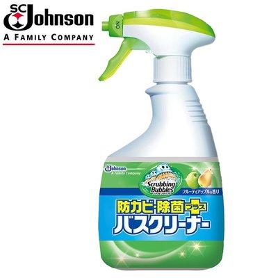 【日本SC Johnson】強力衛浴清潔劑-400ml (蘋果香)