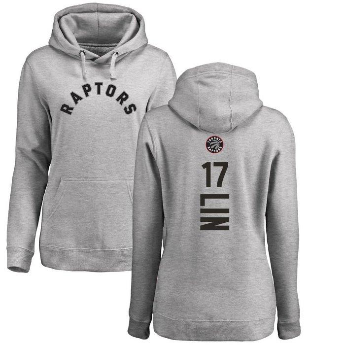 《FOS》NBA 女生 林書豪 多倫多暴龍隊 帽T 連帽 長T 長袖 t恤 棉質 Jeremy Lin Raptors