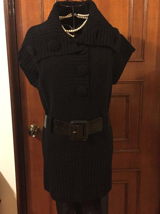 Persphone 義大利品牌 - 獨特設計風格高領毛衣