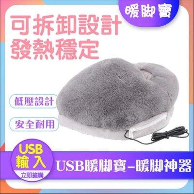 暖腳寶 【台灣 現貨】USB電熱鞋 多功能居家暖腳神器 暖腳神器 USB接口充電 暖足器 暖腳機