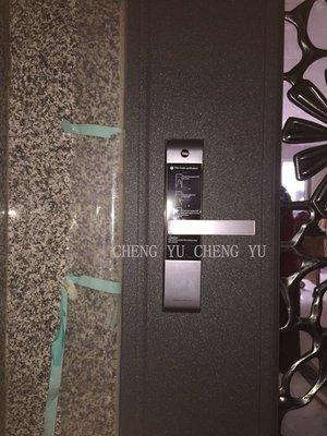 【 誠 宥 科 技 】耶魯電子鎖 YALE 3109 宜蘭 卡片 密碼 鑰匙 大門鎖 門鎖 鎖 密碼鎖 三星 dp609