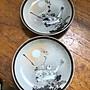 日本花鳥碟盤