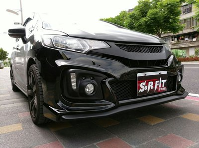 類無限大包 空力套件  Honda Fit3  工資另計 歡迎預約安裝 Fit