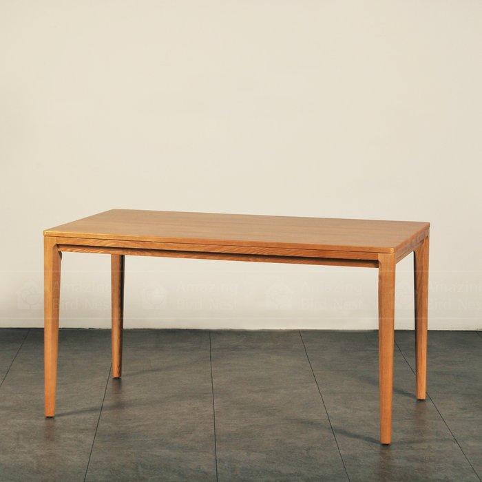 【酷鳥窩】北歐實木餐桌