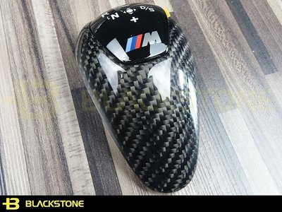 [黑石研創] BMW M Performance F10 F80 F82 M3 M4 原廠 碳纖維 排檔頭【2J161】