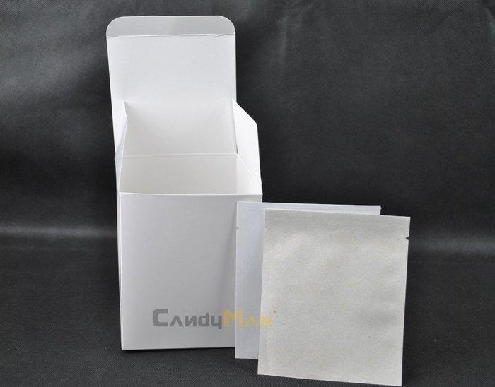 DBH02 純白 霧面 全空白 掛耳咖啡外盒 質感好 有硬度 可裝10包濾泡式掛耳咖啡袋 20入