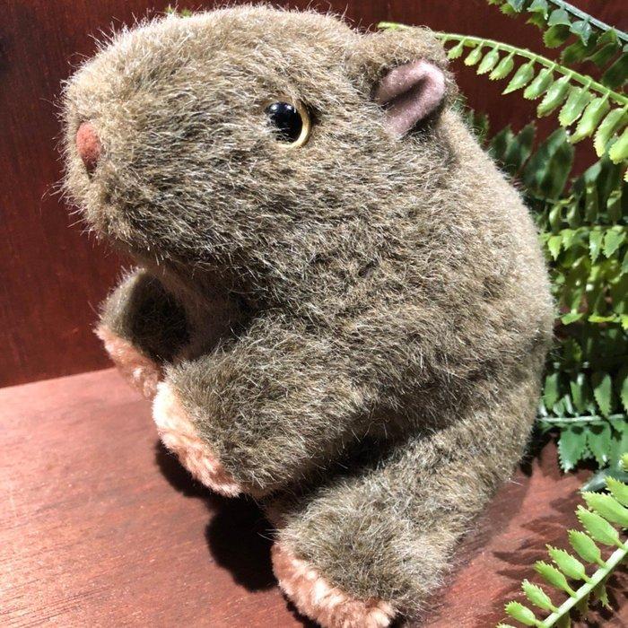 澳洲袋熊絨毛娃娃,澳洲製造