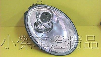 ☆小傑車燈家族☆全新高品質VW BEETLE-06年 金龜車-06年小改款大燈一顆2400元特價供應中.