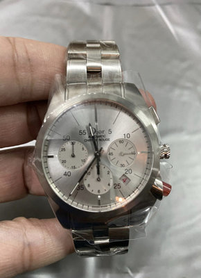 DIOR Chiffre Rouge 38mm A02 天文台認證計時碼錶