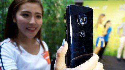熱賣點 旺角店  Motorola Moto G6  Plus 全新