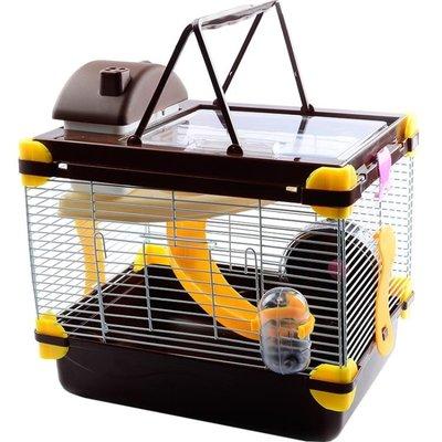 倉鼠籠子 夢幻大城堡 小倉鼠的籠子別墅 夢幻城堡 豪華 夢幻 籠子