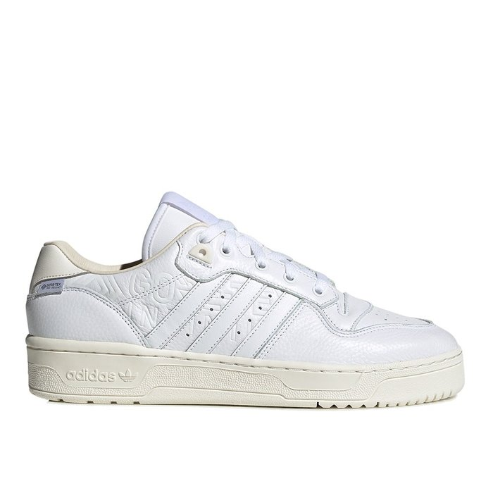 【A-KAY0 5折】ADIDAS RIVALRY LOW GORE-TEX WHITE 白米白【FU8929】