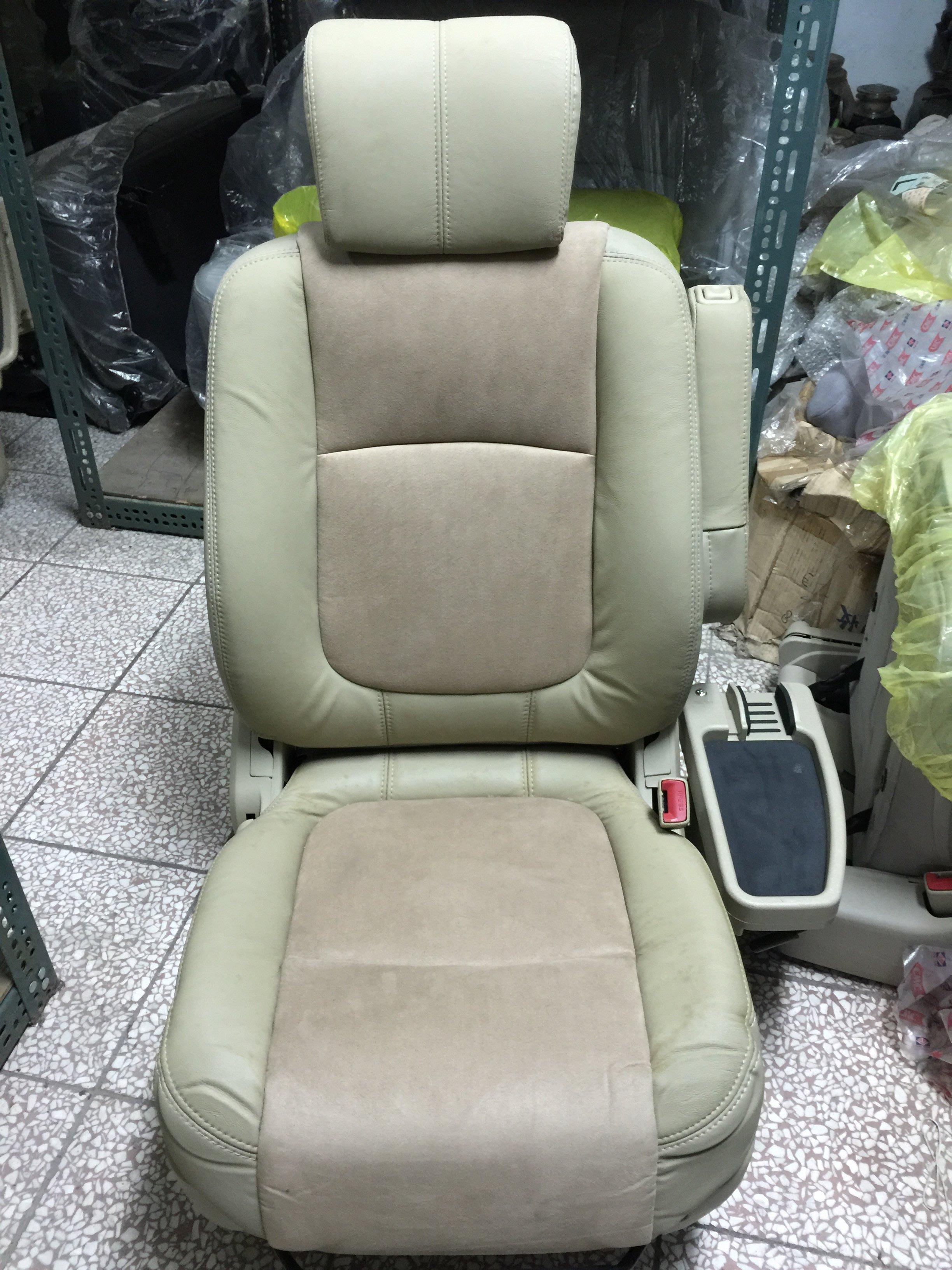 @中華三菱MITSUBISHI@幸福力~SAVRIN~全新原廠~右前座椅~米色
