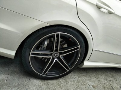 DJD19052836 BENZ W212 19吋鋁圈 類AMG MF56 旋壓輕量化鋁圈 依版本報價 8500起