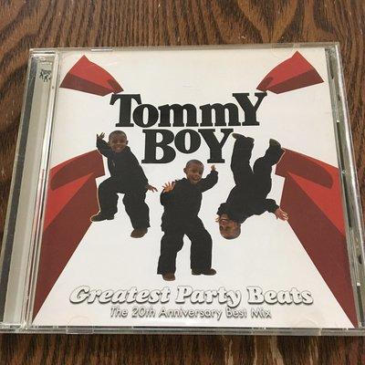 [老搖滾典藏] Tommy Boy-Greatest Party Beats 日版精選輯