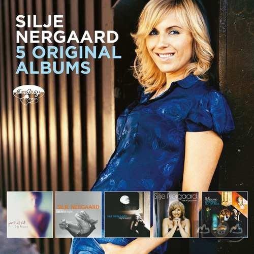 【進口版】爵士超凡大師傳奇 5CD  / 西莉雅娜嘉 Silje Nergaard ---5380637