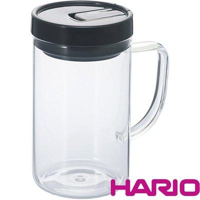 (全新未拆封)HARIO 把手咖啡保鮮罐 670ml 玻璃保鮮罐 密封罐