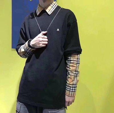 『Jewel Apparel』AMBUSH 20SS 基礎款 刺繡 LOGO 黑色 短TEE 眾多明星同款