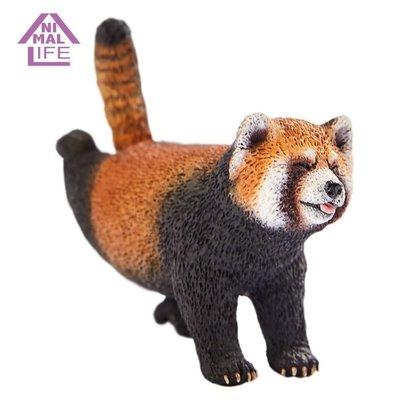 【QQ公仔物語】【NB009】【現貨滿千免運】 朝隈俊男 Animal Life Shaking 盒玩 單賣 紅熊貓