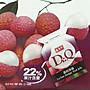 好吃零食小舖~盛香珍Dr.Q 荔枝蒟蒻果凍 500g $88, 1000g $160, 6kg $780