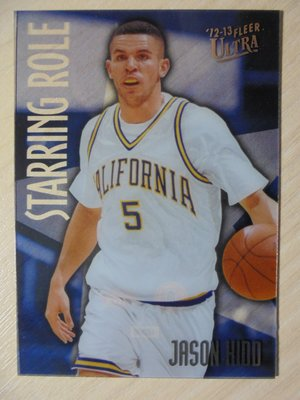 2012-13 Fleer Retro Ultra Starring Role Jason Kidd