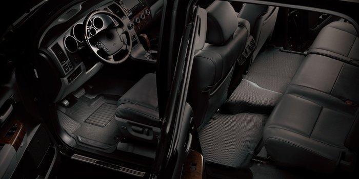 3D 卡固 立體 腳踏墊 極緻 紋理 防水 Ford 福特 Ranger 12+ 專用