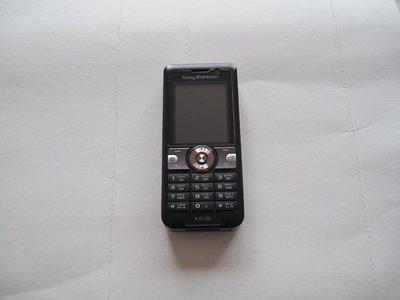 Sony Ericsson K618i 輕巧的 3G 手機 音樂隨身帶著走