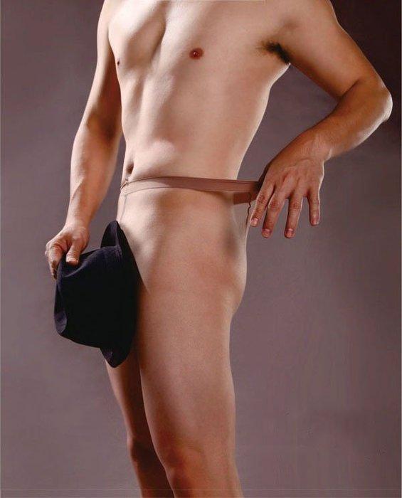 雙子夜【B90】【5D男式加套褲襪絲襪】男性內衣※超薄皇帝的新襪 ※