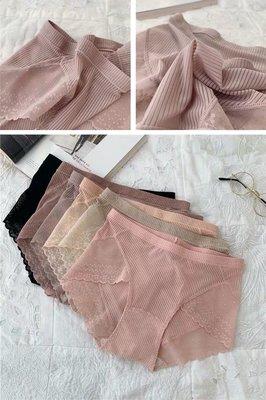 舒服?包了好多色... 蕾絲一點也不札膚?內褲。