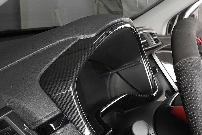 【安喬汽車精品】本田 HONDA CRV5 五代 碳纖維儀表板 中控儀表板 水轉 卡夢貼片 中控儀表板貼片