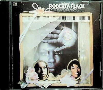 【198樂坊】The Best Of Roberta Flack (無IFPI.........德版)EQ