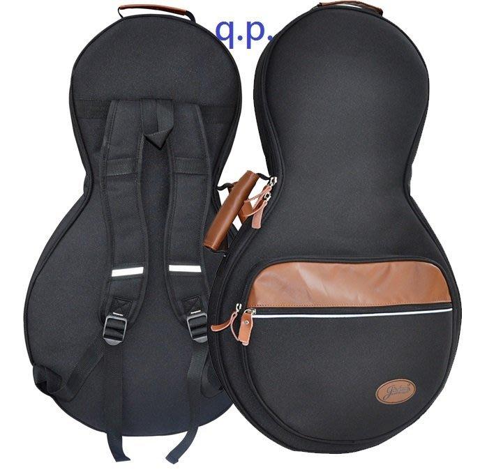 大容量置物袋 加厚防潑水月琴包 可提可背 月琴手提袋子 彈撥樂器 民族樂器 防震背包 月琴琴包 月琴收納袋子 樂器配件包