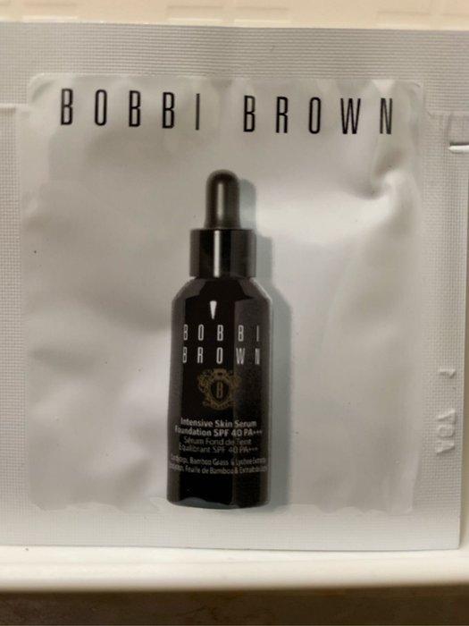 BOBBI BROWN 芭比波朗 冬蟲夏草/無痕 粉底液