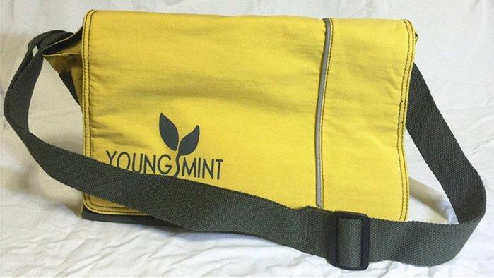 學生書包 補習包 側背斜背學生書包補習包~ 同Satana包等級布料包