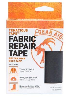 【速捷戶外】美國 McNETT 10689 Tenacious Tape 強力補丁(黑色)