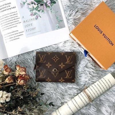 Louis Vuitton 老花三折短夾