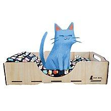【PET BAY】KATIE凱蒂床套件組(床墊+枕頭) KT002 寵物床配件 睡墊 睡窩 睡床 寵物墊 不含凱蒂床